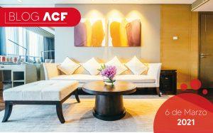 ¿Cómo aprovechar el espacio de tu apartamento?