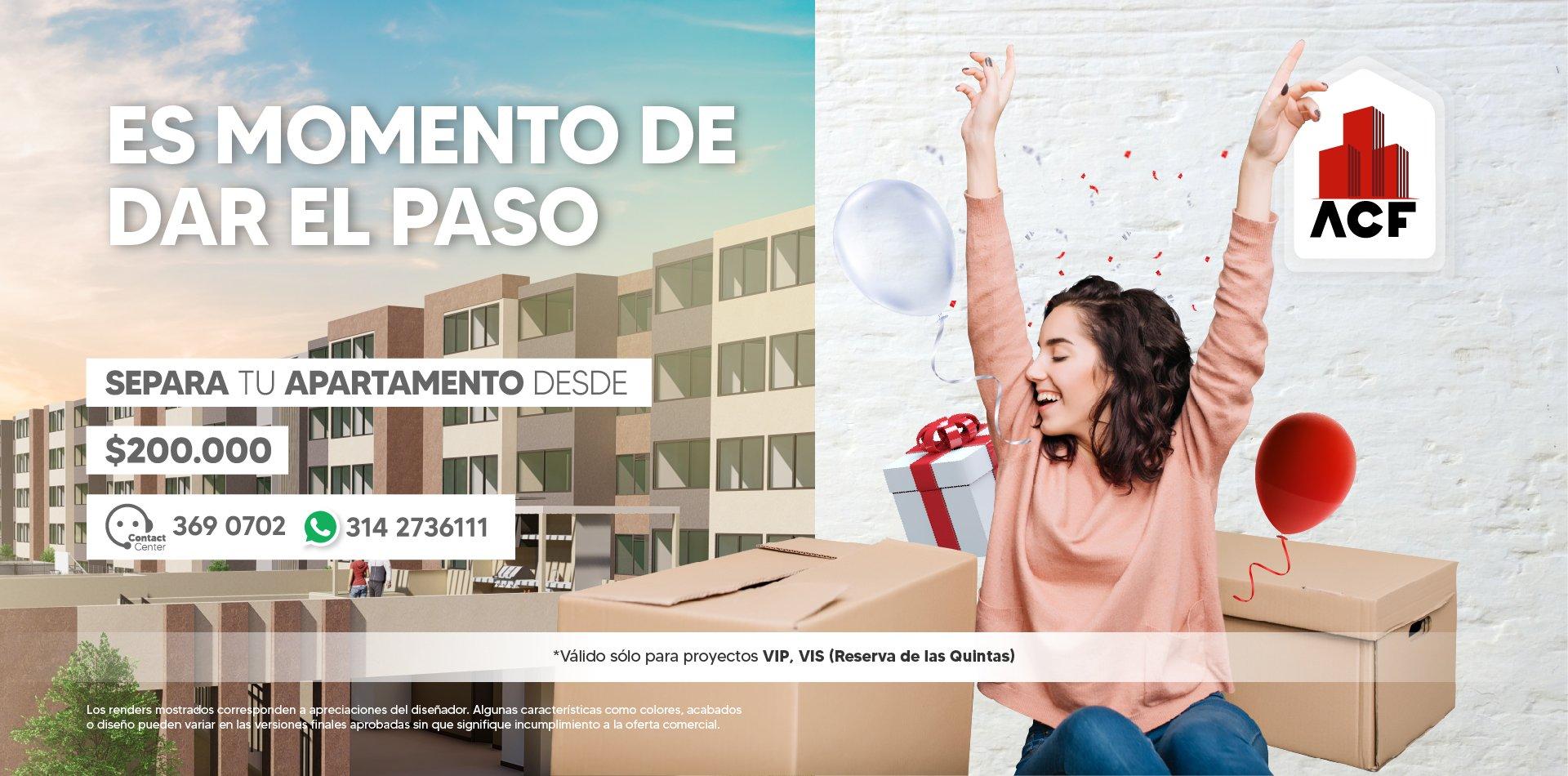 Consigue tu apartamento